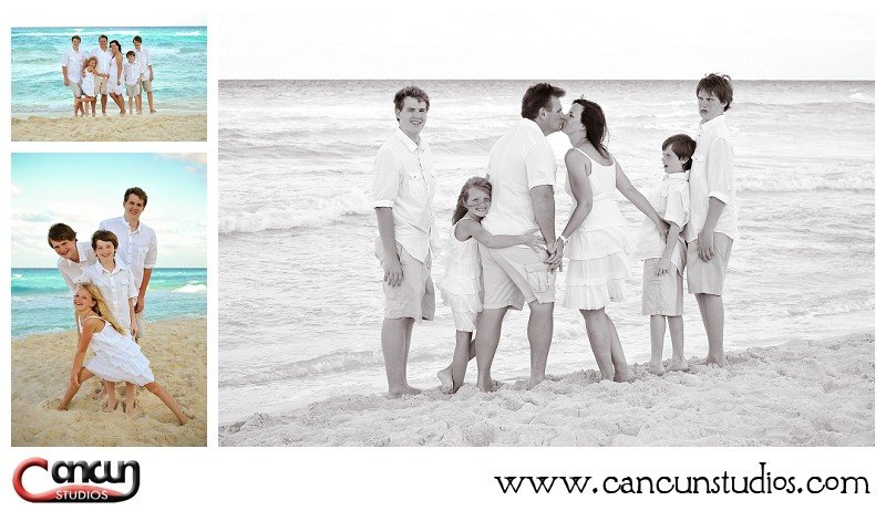 Cancun Beach Photographer