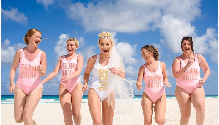 Cancun Bachelorette Photo Session
